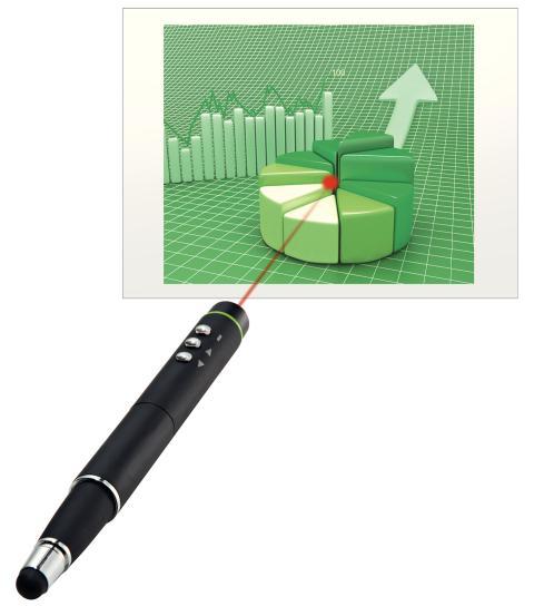 Leitz Complete Pro Presenter Stylus Pen