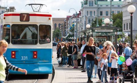 Göteborgsmarknaden visar inga tecken på avmattning