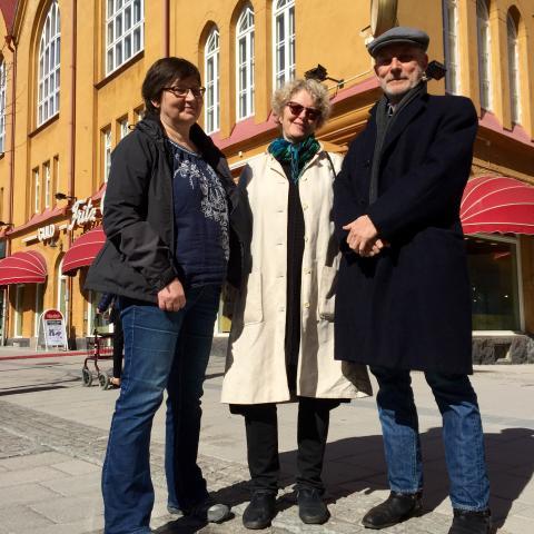 Trippelpremiär på norrbottniska dokumentärer