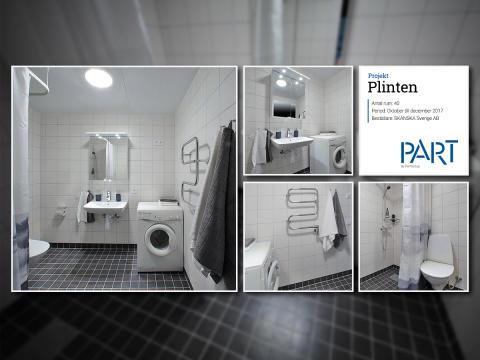 Referensrum Plinten – 1 av 40 rum
