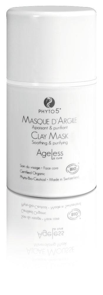 Ageless La Cure Clay Mask