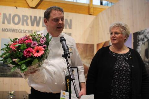 Lokalmatentusiast fra Møre og Romsdal er ny Bondelagskokk