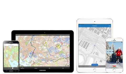Disse appene utviklet av Geodata bør du ha!