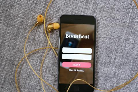Bonnier anlitar Claremont vid utvecklingen av BookBeat