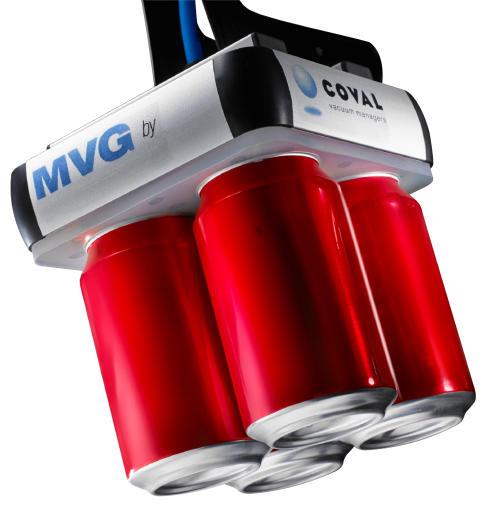 Vakuumgripdon med Coval-Flex