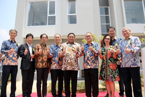 Sinar Mas Land and Panasonic Homes develop SAVASA,  Smart Township with Japan Quality in Kota Deltamas - Cikarang