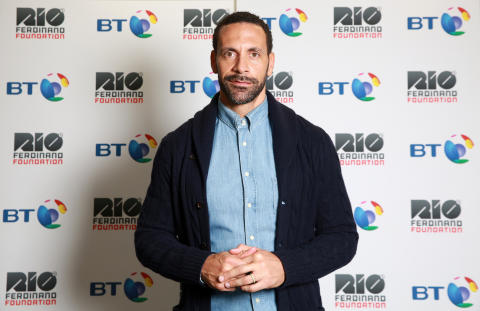 BT and Rio Ferdinand celebrate key milestone in pledge  to get young people 'work ready'