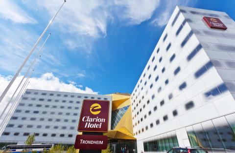 Clarion Hotel & Congress Trondheim kåret til verdens beste Clarion-hotell i 2014