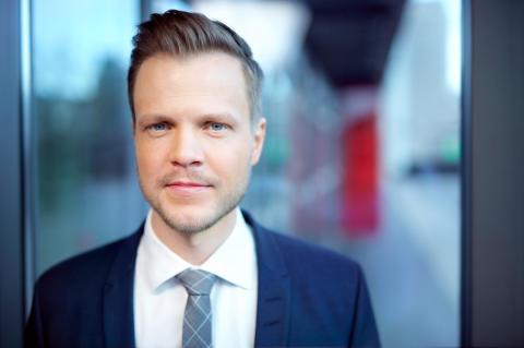 Harald Martens Holm, kommunikasjonssjef bærekraft
