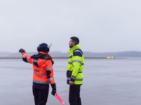Swedavia lanserar strategi för elflyg – Åre Östersund redo för första elflyget hösten 2020