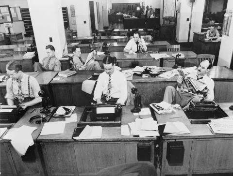 Building your organisation's internal newsroom