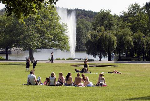 Göteborgs Stad slår hål på langarmyter under Way Out West