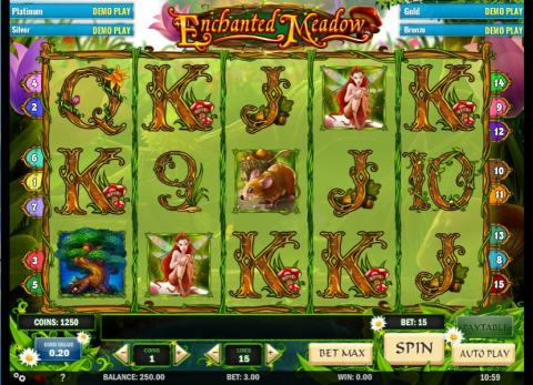 A tasty €2631 win on her favourite game!