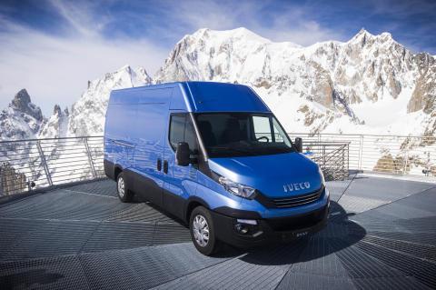 """Ny Daily Euro 6, forretningsinstinkt: den bedste partner til at skabe vækst i din transportvirksomhed med den revolutionerende """"DAILY BUSINESS UP"""""""