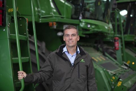 Semler Agro udpeges til national John Deere-forhandler