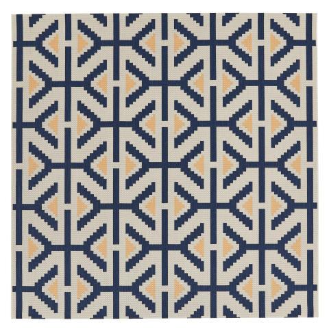ÖVERALLT tæppe, fladvævet, udendørs 499.- (B200×L200 cm.)