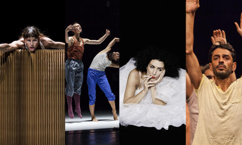 UPPDATERAT: Vårens världsstjärnor på Dansens Hus