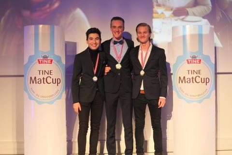 Trondheimslag til topps i TINE MatCup