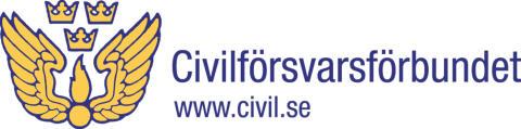Civilförsvarsförbundet logotype