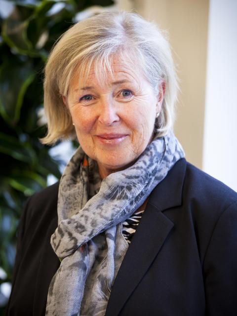 Monica Pettersson (M), kommunstyrelsens ordförande