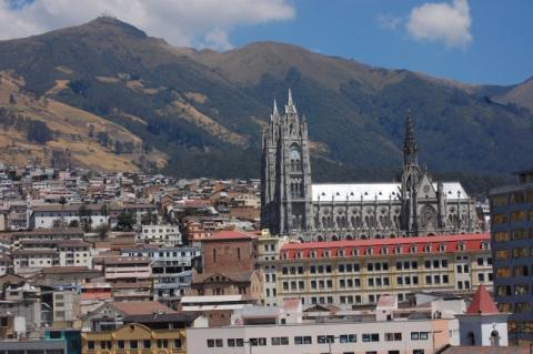 Quito – Där resan börjar