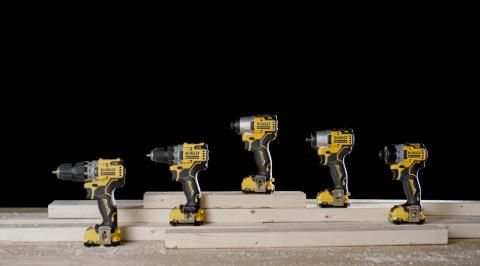 DEWALT® Announces XTREME Subcompact Series™ Tools