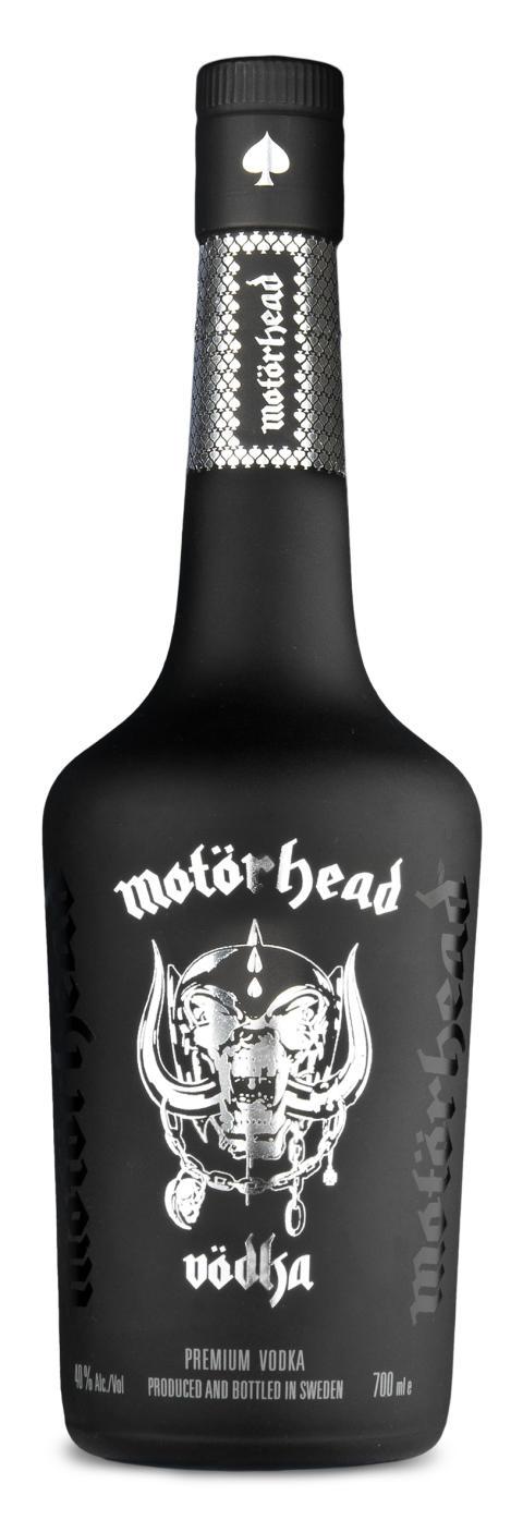 Motörhead Vödka