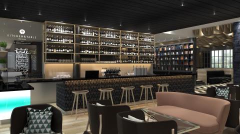 Cl Hotel Helsinki Airport - Kitchen & Table Bar