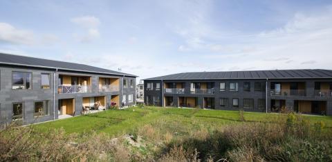 Kildeparken i Aalborg er nomineret til Byplanprisen 2019