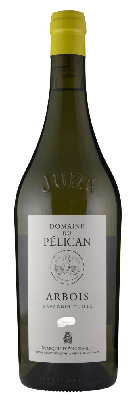 Exklusiv lansering på Systembolaget den 2:a augusti från Marquis d´Angervilles egendom Domaine du Pélican i Arbois.