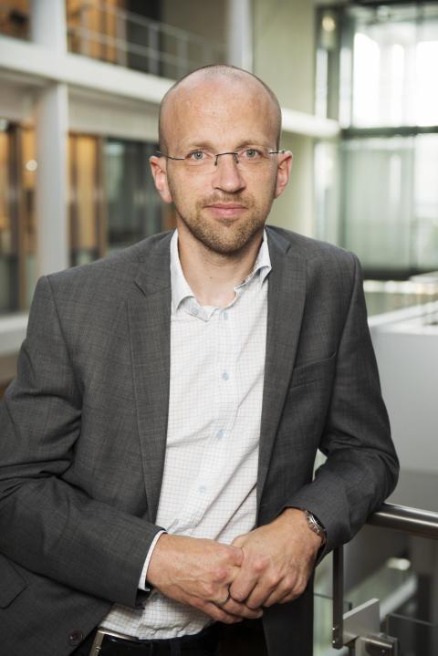 Kristian Løksa (pressebilde)