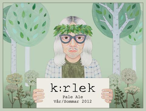 Etikett K:rlek Vår/Sommar 2012