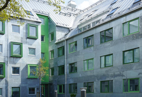 FOJAB ritar allt fler bostäder för unga och studenter