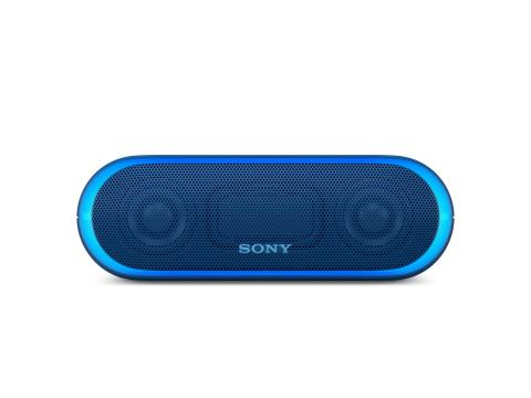 SRS-XB20 von Sony_blau_5