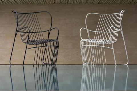 Kaskad fåtöljer / armchairs, design Björn Dahlström
