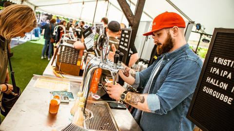 Smak och Dryckesfestival kommer till Killebom!