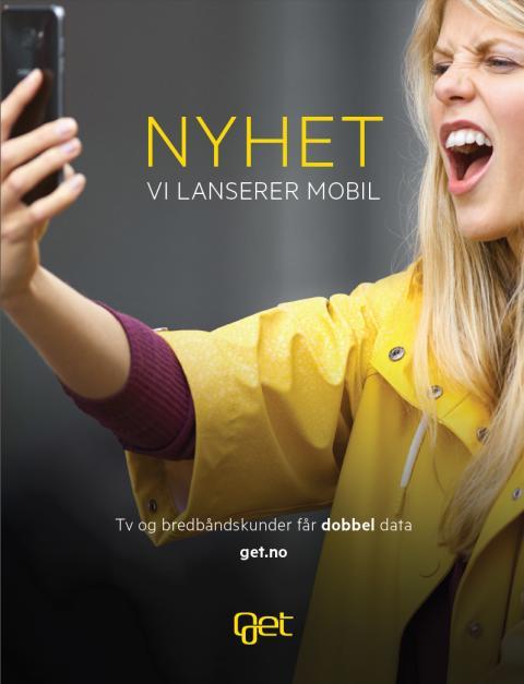 Kampanjeelement Get mobil