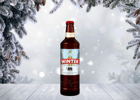 Old Winter Ale is coming!