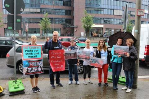 TUI Cruises in der Kritik von Udo Lindenberg wegen Walmassaker auf den Färöer-Inseln