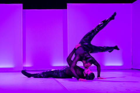 Kaerligheden dansar in på Dunkers kulturhus