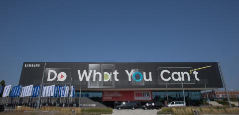 Samsung visar upp den senaste tekniken som formar framtidens uppkopplade hem