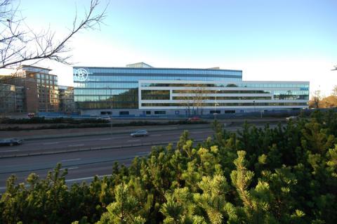 Skanska får Solnas stadsmiljöpris 2008