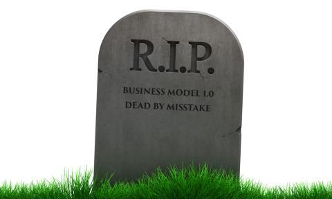 4 misstag som kan döda din affärsmodell