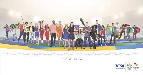 """Rio 2016: Visa completa il Team Visa Rio 2016 con gli atleti del ROA """"Refugee Olympic Athletes"""""""