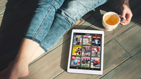 Digital magazine sales booming with Readly