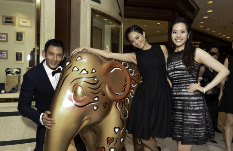 Elephant Parade Hong Kong raises $2,150,000 for Asian Elephant Conservation