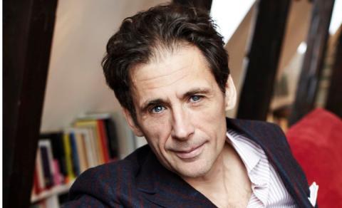 David Lagercrantz blir hedersmedlem i Läsrörelsen