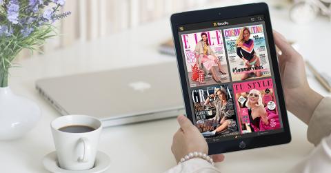 Readly weiter auf Expansionskurs - Magazin-App startet in Italien