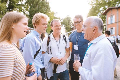 Kemidoktorand utvald till Nobelmöte i Tyskland