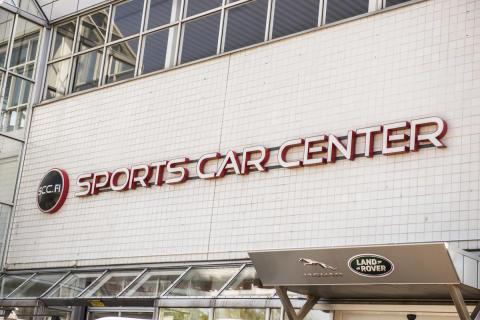 Referenssicase: Sports Car Center Espoo tehosti rengashotellipalveluaan Brotherin rengastarraratkaisulla